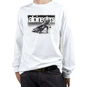 Alpinestars Dirt Track Long Sleeve T Shirt   2X Large