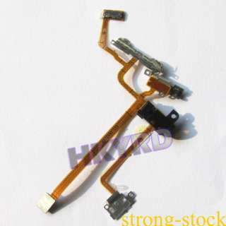 Audio Headphone Jack Ribbon Flex Cable For iPhone 2G