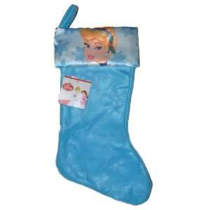 DISNEY PRINCESS CINDERELLA EXCLUSIVE CHRISTMAS STOCKING Toys & Games