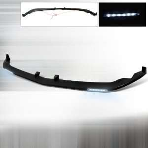 2010 2011 Ford Mustang Polyurethane Front Lip with Led Gt