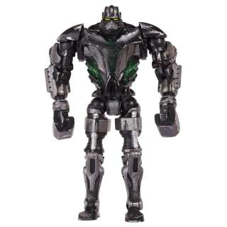 Real Steel Basic 5 Light Up Figure Wave 2 Zeus Battle Damaged Version