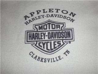 Ladies Harley Davidson Top/Shirt; Bikers Lounge Harley Davidson Diva