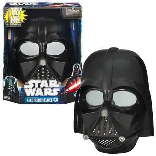 STAR WARS  Darth Vader Electronic Mask  HASBRO
