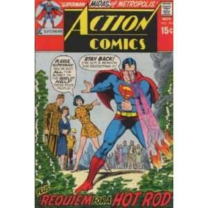 Comics #394 (Action Comics, Volume 1) Leo Dorfman, Curt Swan Books