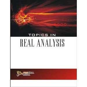 Topics in Real Analysis (9788131805626): Dr. Prakash Kulbhushan: Books