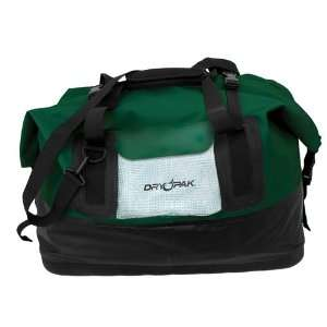 DRY PAK Waterproof Large Duffel Bag Green Sports