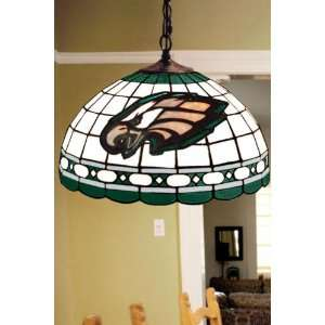 Team Logo Hanging Lamp 16hx16l Phldlpha Eagles Home