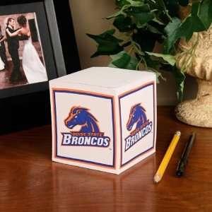 NCAA Boise State Broncos NCAA Cube Notepad