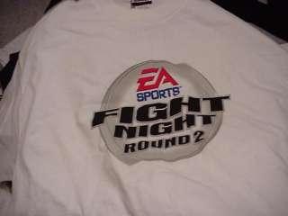 Everlast Boxing Fight Night EA Sports t shirt Large