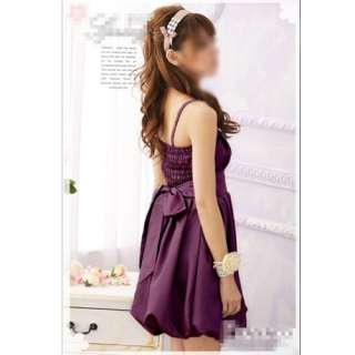 Free S/H New Style Womens Sexy Evening Cocktail Party Dress US Size