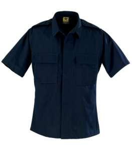 PROPPER BDU 2 POCKET SHIRT POLICE FIRE EMT CLOTHING NV