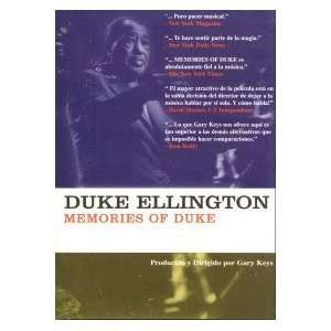 Memories of Duke DUKE ELLINGTON Movies & TV