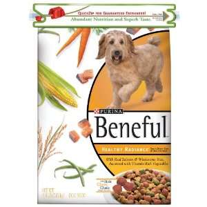 Beneful Dog Food, Healthy Radiance, 15.5 lbs (Pack of 2)