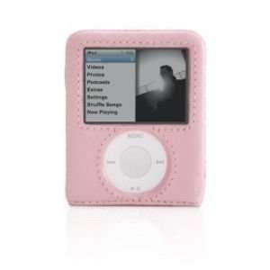 Griffin Elan Form Hard Shell Leather Case for iPod nano 3G