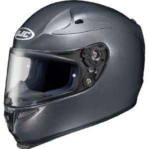 HJC RPS 10 Full Face Motorcycle Helmet Anthracite Medium M