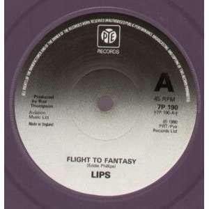 TO FANTASY 7 INCH (7 VINYL 45) UK PYE 1980: LIPS (POP GROUP): Music