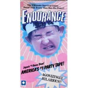 Endurance [VHS] Various Movies & TV