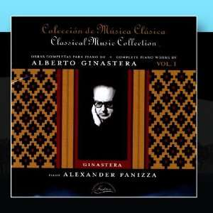 Para Piano de Alberto Ginastera Vol.I Alexander Panizza Music