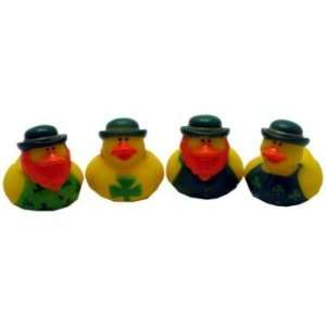 St. Patricks Day Rubber Ducks Case Pack 24 Everything