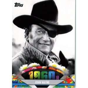 Pie Card #104 John Wayne   ENCASED Trading Card Sports Collectibles