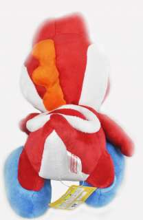 Super Mario Yoshi Plush Soft Toy Doll  Red 11 Sit