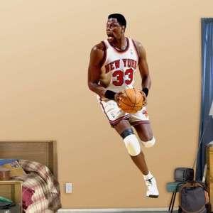Patrick Ewing New York Knicks NBA Fathead Wall Graphic