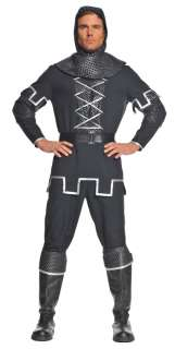 KNIGHT MENS COSTUME PLUS SIZE Medieval Armor Battle Halloween