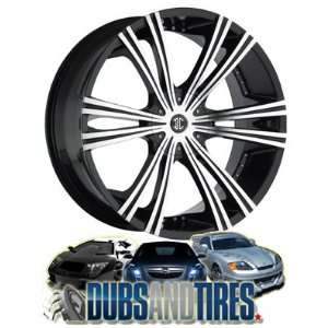 24 Inch 24x10 2 Crave wheels No.12 Chrome wheels rims