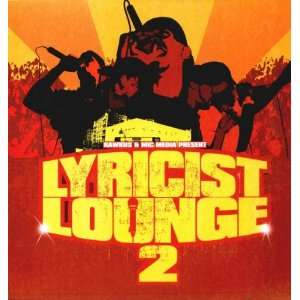 Lyricist Lounge, Vol. 2 [Vinyl]: 2 Lp Set: Music