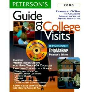 com Petersons Guide to College Visits 2000 (9780768902471) Peterson