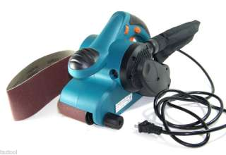 21 Varible Speed Electric Power Belt Sander