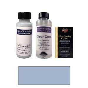 Spectrum Blue Metallic Paint Bottle Kit for 1991 Dodge Colt (B67/PBB