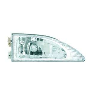 New Replacement 1994 1998 Ford Mustang SVT Cobra Headlight