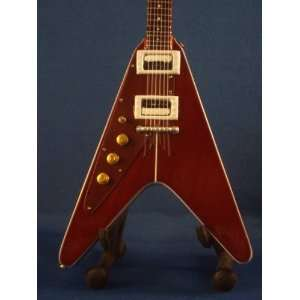 Mini Guitar ALBERT KING Lucy FLYING V Everything Else