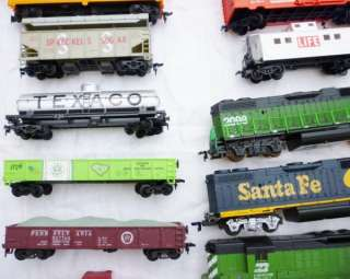 Huge Lot 60 Vintage HO Model Trains Engines Mantua Tyco Life Like Hong
