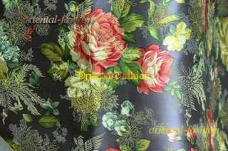 Lot of 8 Silk Peony Table runner 200x33cm TRA03 ONSALE