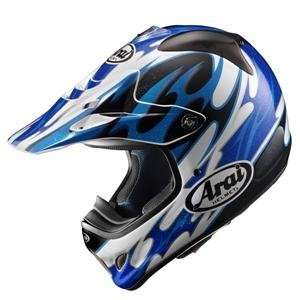 Arai VX Pro III Narita Helmet   XX Large/Blue Automotive