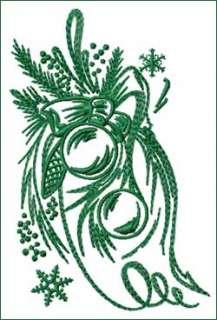 60 Christmas Set Machine Embroidery Designs Sayings And