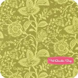 Parisville Sprout French Lace Fabric   SKU# TP08 SPROU