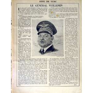 : LE RIRE FRENCH HUMOR MAGAZINE GENERAL VUILLEMIN WAR: Home & Kitchen