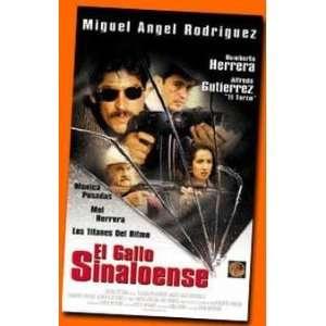 El Gallo Sinaloense Miguel Angel Rodriguez Movies & TV