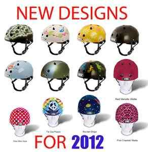 NEW Gen2 2012 LITTLE NUTTY NUTCASE helmet bike HELMET KIDS   U PICK