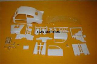 Model kit Lot/Body 1951 Henry J Gasser Brand NEW 1/25 GMS CUSTOMS SLOT
