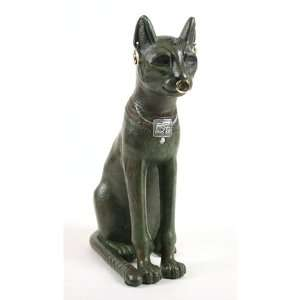 Bastet Egyptian Cat Statue, Gayer Anderson Home & Kitchen