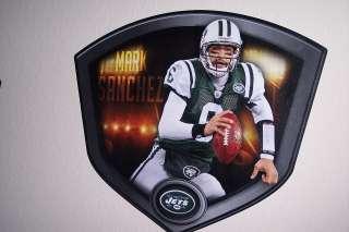 Mark Sanchez FATHEAD New York Jets NFL 23x18 Wall Graphic SALE
