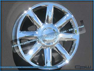 20 INCH GMC YUKON DENALI TAHOE CHROME WHEELS RIMS 20s NEW CADILLAC