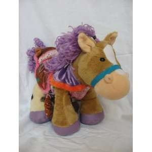 Groovy Girls 10 Plush Horse Giddi Pony Toys & Games