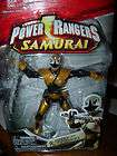 POWER RANGERS SAMURAI   MEGA RANGER (LIGHT)   GOLD RANGER