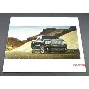 2011 11 GMC SIERRA Heavy Duty HD Pickup Truck BROCHURE