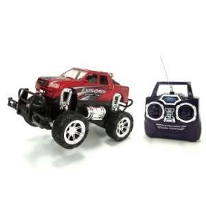 NKOK RC Ford Explorer Sport Trac   82501: Toys & Games